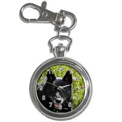 Norwegian Buhund Key Chain Watches