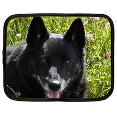 Norwegian Buhund Netbook Case (XXL)