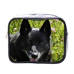 Norwegian Buhund Mini Toiletries Bags