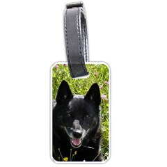Norwegian Buhund Luggage Tags (One Side)