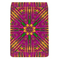 Feather Stars Mandala Pop Art Flap Covers (l)