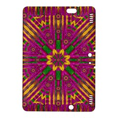 Feather Stars Mandala Pop Art Kindle Fire HDX 8.9  Hardshell Case