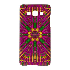 Feather Stars Mandala Pop Art Samsung Galaxy A5 Hardshell Case