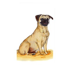 Pug Color Drawing Memory Card Reader