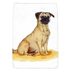 Pug Color Drawing Flap Covers (S)
