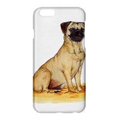 Pug Color Drawing Apple iPhone 6 Plus/6S Plus Hardshell Case