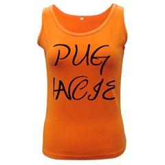 Pug Fancier Women s Dark Tank Top