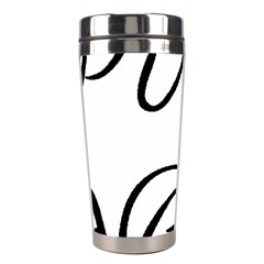 Pug Fancier Stainless Steel Travel Tumblers