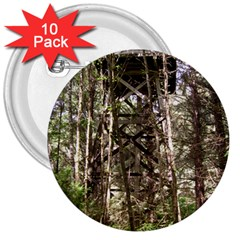 Water Tower 1 3  Buttons (10 pack)