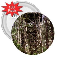 Water Tower 1 3  Buttons (100 pack)