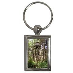 Water Tower 1 Key Chains (Rectangle)