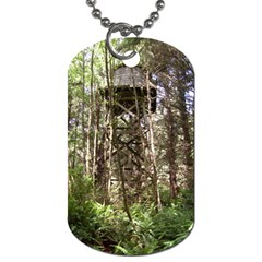 Water Tower 1 Dog Tag (Two Sides)