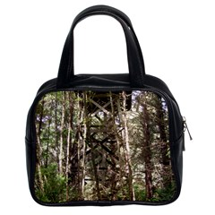 Water Tower 1 Classic Handbags (2 Sides)