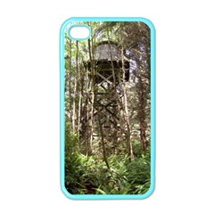 Water Tower 1 Apple iPhone 4 Case (Color)