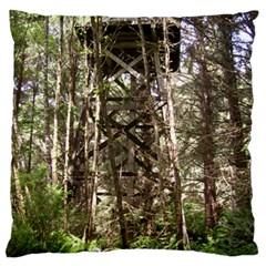 Water Tower 1 Large Cushion Case (Two Sides)