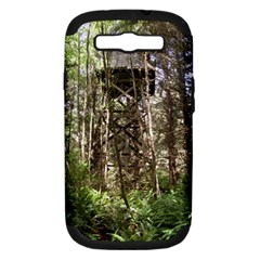 Water Tower 1 Samsung Galaxy S III Hardshell Case (PC+Silicone)