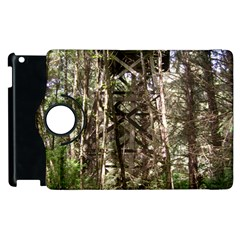 Water Tower 1 Apple iPad 2 Flip 360 Case