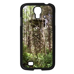 Water Tower 1 Samsung Galaxy S4 I9500/ I9505 Case (Black)