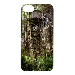 Water Tower 1 Apple iPhone 5S/ SE Hardshell Case