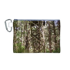 Water Tower 1 Canvas Cosmetic Bag (M)