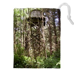 Water Tower 1 Drawstring Pouches (XXL)