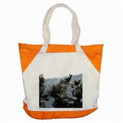 White Tail Deer 1 Accent Tote Bag