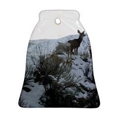 White Tail Deer 1 Ornament (Bell)