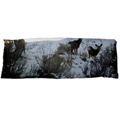 White Tail Deer 1 Body Pillow Case (Dakimakura)