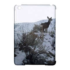 White Tail Deer 1 Apple iPad Mini Hardshell Case (Compatible with Smart Cover)