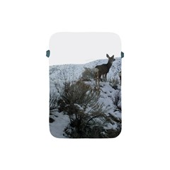 White Tail Deer 1 Apple iPad Mini Protective Soft Cases
