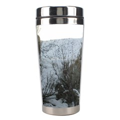 White Tail Deer 1 Stainless Steel Travel Tumblers