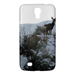 White Tail Deer 1 Samsung Galaxy Mega 6.3  I9200 Hardshell Case
