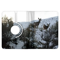 White Tail Deer 1 Kindle Fire HDX Flip 360 Case