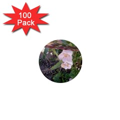 Wildflowers On The Boise River 1  Mini Buttons (100 Pack)