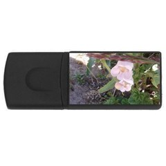 Wildflowers On The Boise River USB Flash Drive Rectangular (4 GB)