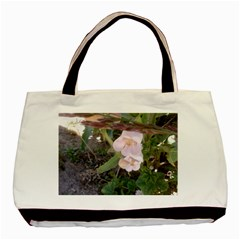 Wildflowers On The Boise River Basic Tote Bag (Two Sides)