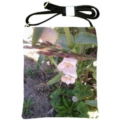 Wildflowers On The Boise River Shoulder Sling Bags