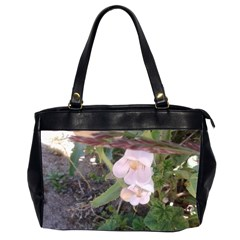 Wildflowers On The Boise River Office Handbags (2 Sides)