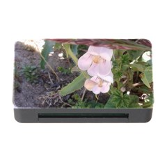Wildflowers On The Boise River Memory Card Reader with CF