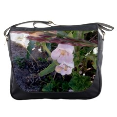 Wildflowers On The Boise River Messenger Bags