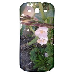 Wildflowers On The Boise River Samsung Galaxy S3 S III Classic Hardshell Back Case