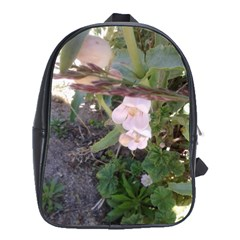 Wildflowers On The Boise River School Bags (XL)