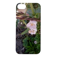 Wildflowers On The Boise River Apple iPhone 5S/ SE Hardshell Case