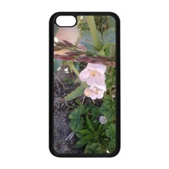 Wildflowers On The Boise River Apple iPhone 5C Seamless Case (Black)