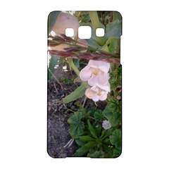 Wildflowers On The Boise River Samsung Galaxy A5 Hardshell Case