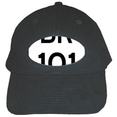 Brazil BR-101 Transcoastal Highway  Black Cap
