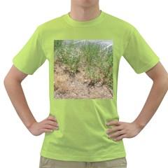 Wildflowers Green T-Shirt
