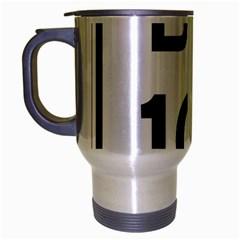 Brazil BR-101 Transcoastal Highway  Travel Mug (Silver Gray)