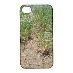 Wildflowers Apple iPhone 4/4S Hardshell Case with Stand