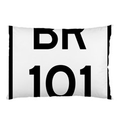 Brazil BR-101 Transcoastal Highway  Pillow Case (Two Sides)